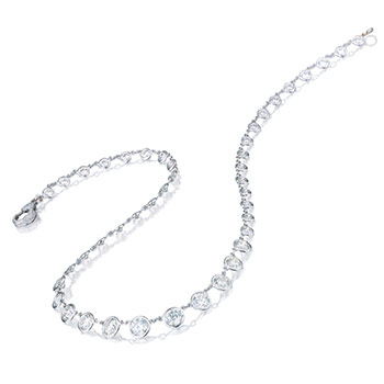 Diamond Necklace buyer